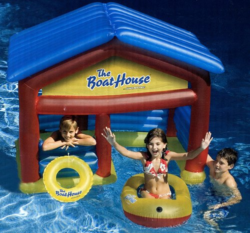 Boat House Pool Habitat