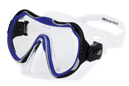 Body Glove Amani Purge Adult Snorkeling Mask