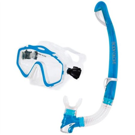 Body Glove EXO Adult Women's Mask and Snorkel Combo