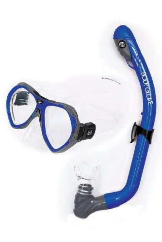 Body Glove Jr. Abuka Youth Mask and Snorkel Combo