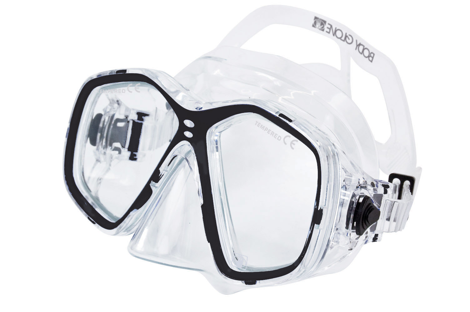 Body Glove Oasis Adult Snorkeling Mask