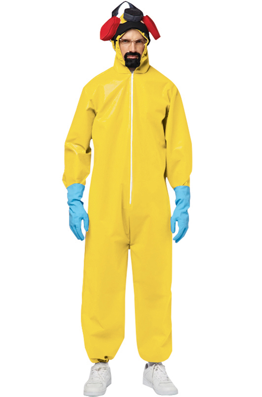 Breaking Bad Hazmat Official Costume