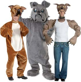 Bulldog Costumes