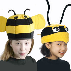 Bumble Bee Hats