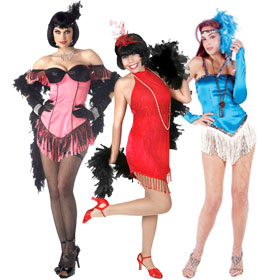 Cabaret Dancer Costumes