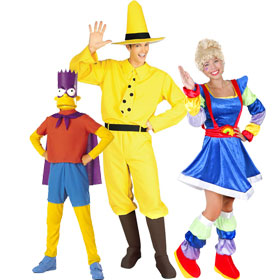 Cartoon Costumes