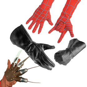 Character Costume Gloves