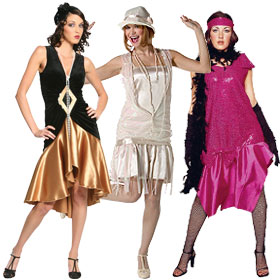 Charleston Dress Costumes