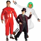 Charlie and the Chocolate Factory Costumes