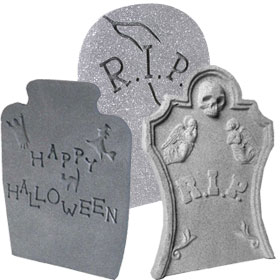Cheap Tombstones