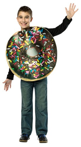Child Doughnut Costume  sc 1 st  Brands On Sale & Coffee and Donut Costumes | Breakfast Costumes | brandsonsale.com