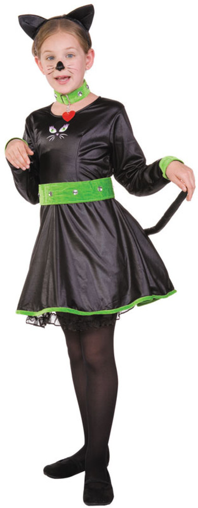 Child Kittie Cat Costume