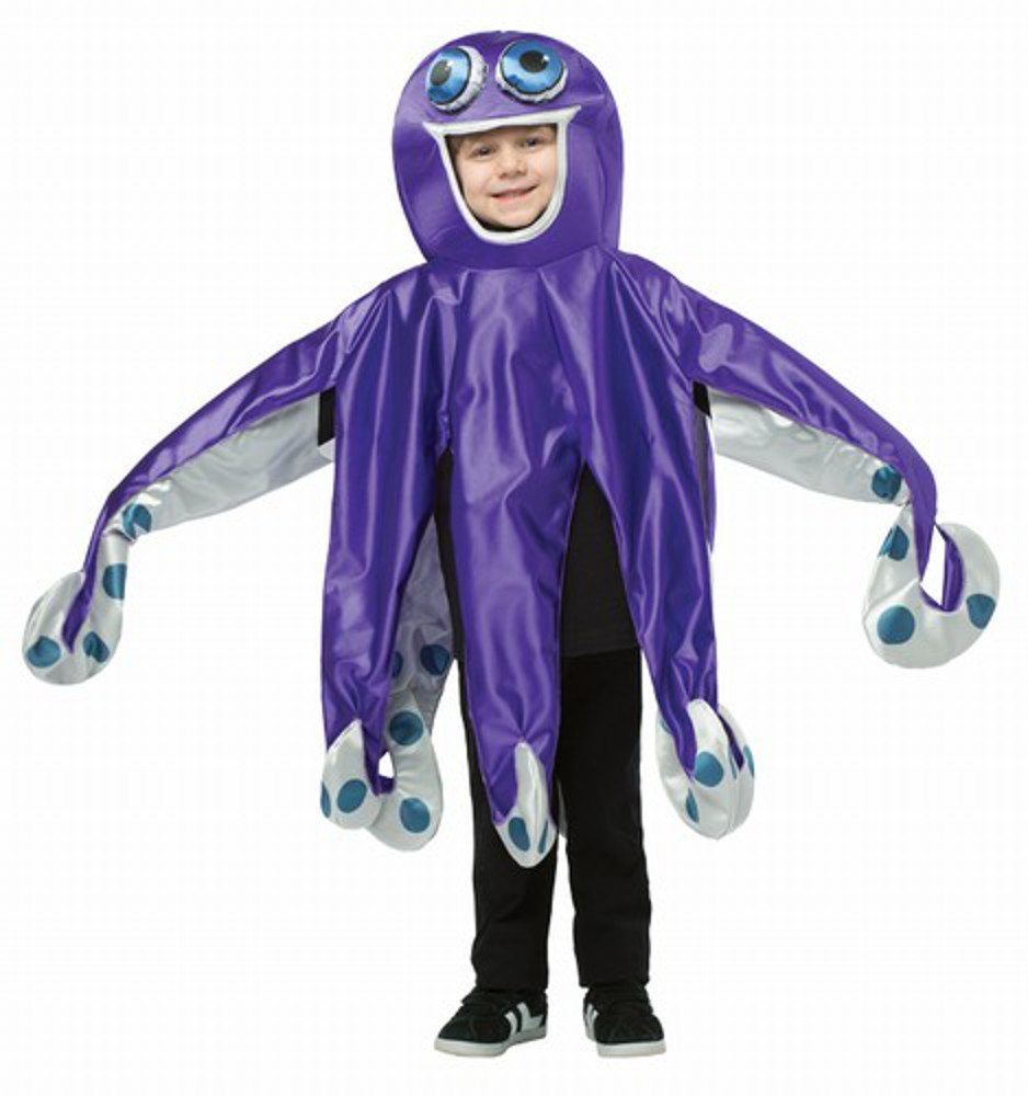 Child Octopus Costume