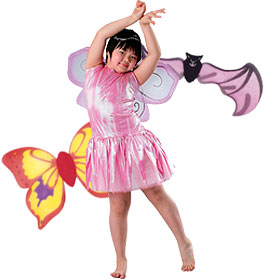 Child's Costume Wings