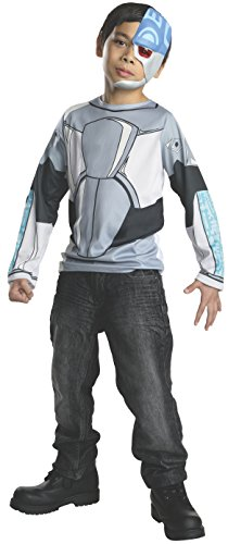 Child's Cyborg Teen Titan Costume