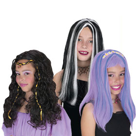 Child's Fairy Tale Wigs