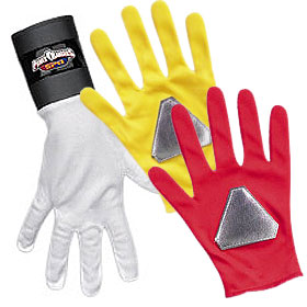 Child's Power Rangers Gloves