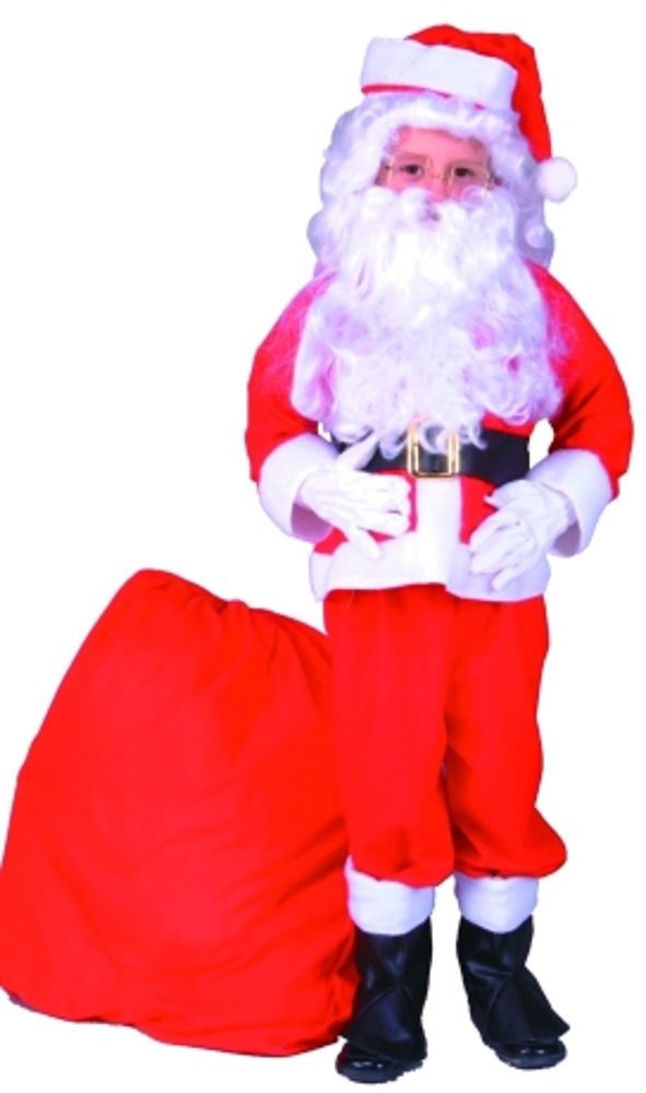 Child Santa Suit Costume  sc 1 st  Brands On Sale : santa claus child costume  - Germanpascual.Com