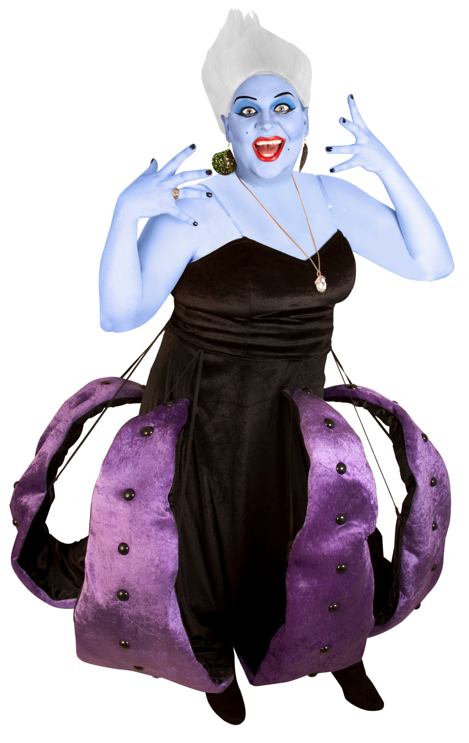Child Ursula Sea Witch Costume