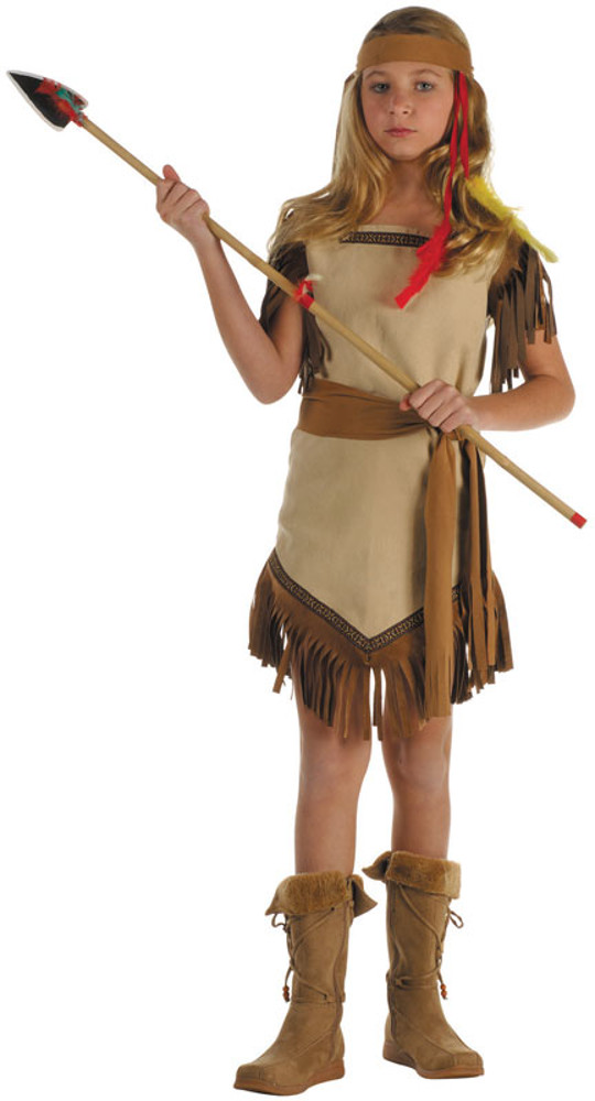Child Suede Indian Princess Costume  sc 1 st  Brands On Sale & Indian Princess u0026 Maiden Costumes | Indian Costumes | brandsonsale.com