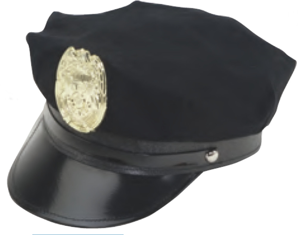 Childs Cotton Police Hat