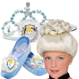 Cinderella Costume Accessories