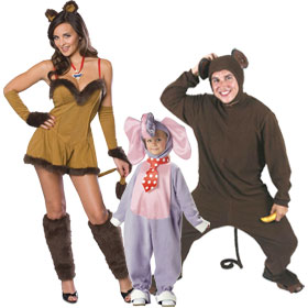 Circus Animal Costumes  sc 1 st  Brands On Sale & Animal Halloween Costume | 100u0027s of Costumes Inspired by Animals