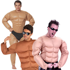 Circus Strong Man Costumes