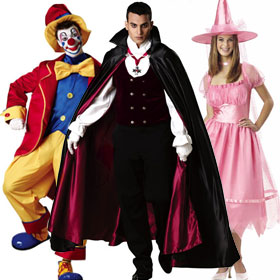 Halloween Costumes - 1,000s of Adult and Kid's Costumes on Sale