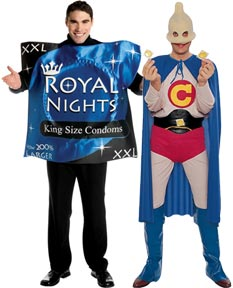 Condom Costumes  sc 1 st  Brands On Sale & Offensive Halloween Costumes | Funny Halloween Costumes ...