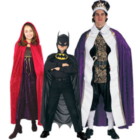costume capes cloaks robes