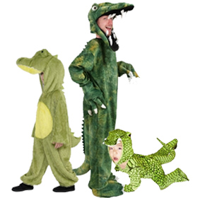 Crocodile Costumes