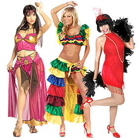 Dancer Costumes