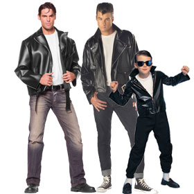 Danny Grease Costumes Movie
