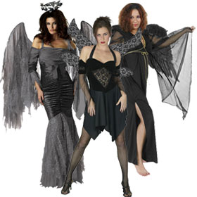 Dark Angel Costumes