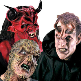 Devil Costume Makeup Kits