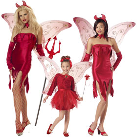 Devil Fairy Costumes