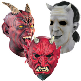 Devil Masks