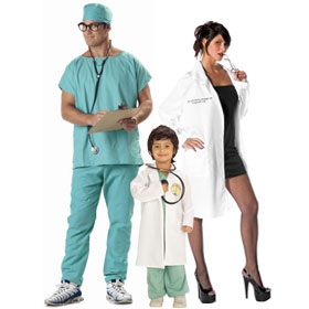 Doctor Costumes