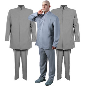 Dr. Evil Costumes
