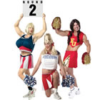 Drag Queen Cheerleader Costumes