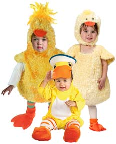 Duck Costumes