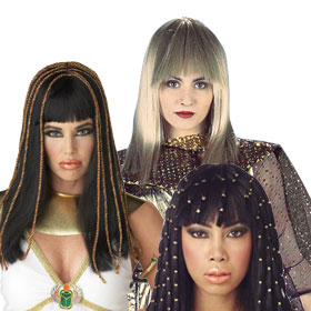Egyptian Wigs
