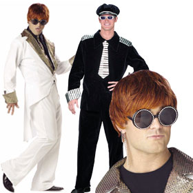 Rocket Man Costumes