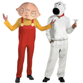 Family Guy Costumes
