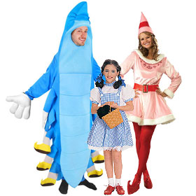 Family Movie Costumes