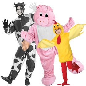 Farm Animal Costumes