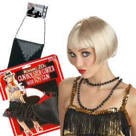 Flapper Costume Accessories