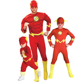 Flash Costumes