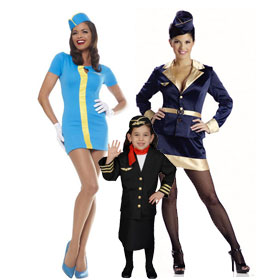 Flight Attendant Costumes Commercial Airline Costumes